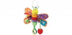 Lamaze  box en maxi cosi speelgoed Freddie de Vuurvlieg