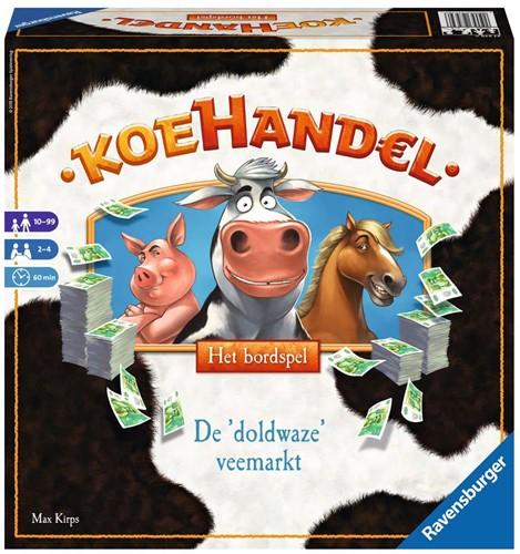 Ravensburger Koehandel bordspel