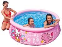 Intex  Opblaas zwembad Hello Kitty 183x51 cm-3