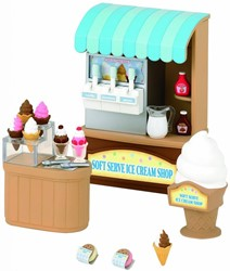 Sylvanian Families  gebouw Soft Serve Ice Cream Shop 2811