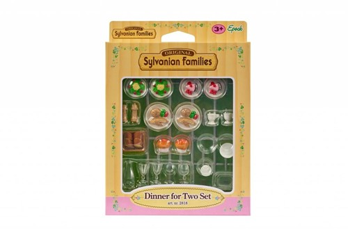 Sylvanian Families accessoires Families Dinner for Two 2818-3