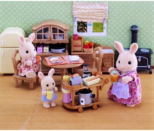 Sylvanian Families  accessoires Kitchen Cookware Set 2819-2