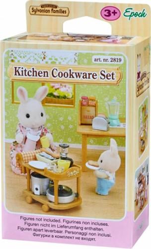 Sylvanian Families  accessoires Kitchen Cookware Set 2819-3
