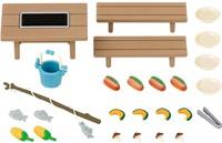 Sylvanian Families  accessoires Family Barbecue Set 2820