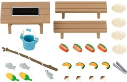 Sylvanian Families  accessoires Family Barbecue Set 2820