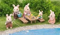 Sylvanian Families  accessoires Family Barbecue Set 2820-2