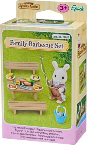 Sylvanian Families  accessoires Family Barbecue Set 2820-3