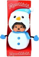 Monchhichi  knuffelpop Sneeuwpop - 20 cm-2