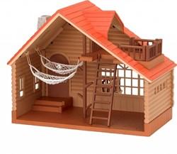 Sylvanian Families  gebouw Log Cabin 2881