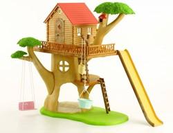 Sylvanian Families  gebouw Tree house 2882