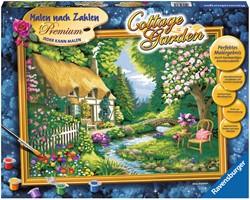 Ravensburger Schilderen op nummer Cottage Garden