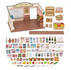 Sylvanian Families  gebouw Supermarket 2887