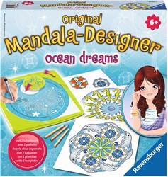 Ravensburger Mandala Designer® Ocean Dreams 2 in 1