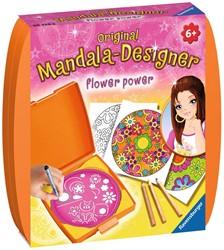 Ravensburger  knutselspullen Mandala-Designer Flower power