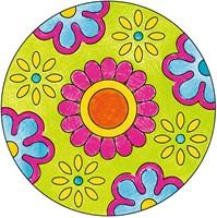 Ravensburger Mini Mandala Designer® Flower power-2