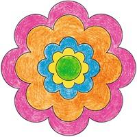 Ravensburger Mini Mandala Designer® Flower power-3