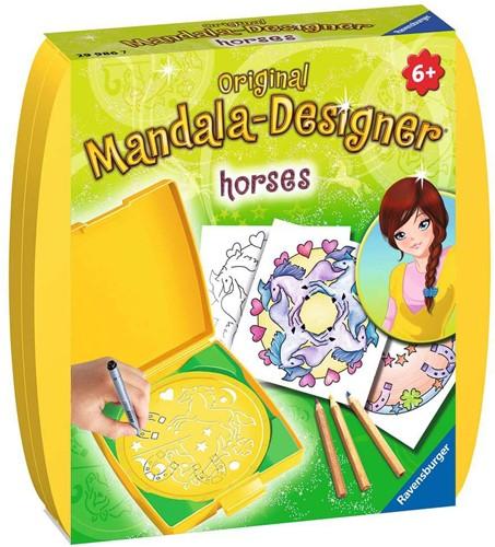 Ravensburger Mini Mandala Designer Paarden