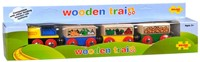 BigJigs Fruit and Veg Train-2