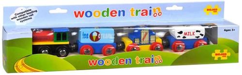 Bigjigs Goods Train-2