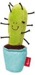 sigikid Rammelaar cactus, Red Stars