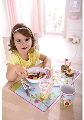 Haba  kinderservies Kom Vicki en Pirli 300384-2