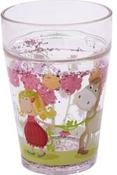Haba  kinderservies Glitterbeker Vicki en Pirli 300389