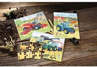 HABA Puzzels - Tractor & co.-2