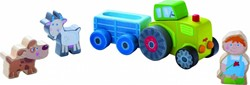 Haba  speelset Speelwereld Peters tractor 300524