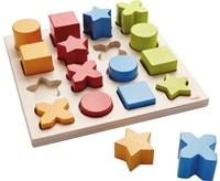 Haba leerspel Sorteerspel Vormenmix 300553-2