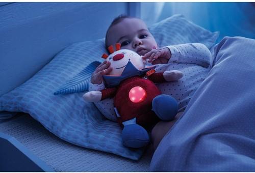 Haba  nachtlampje Sluimerharlekijn 300591-2