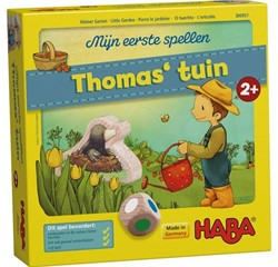 Haba  kinderspel Thomas tuin 300957