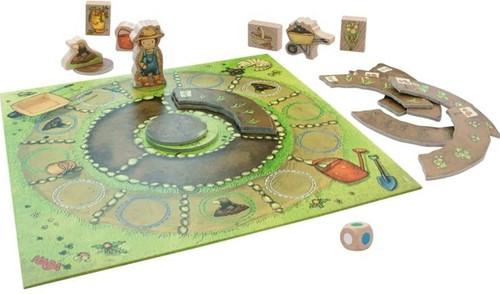 Haba  kinderspel Thomas tuin 300957-2