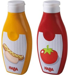 HABA Biofino - Mosterd of ketchup