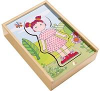 HABA Houten puzzel Lilli