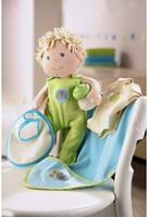 Haba  Lilli and friends poppenkleding Beginnersset Babypop Fritzi 301139-3