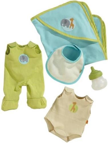 Haba  Lilli and friends poppenkleding Beginnersset Babypop Fritzi 301139-1