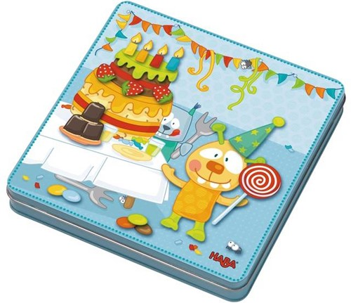 Haba  kinderspel Magneetspel Minimonsters 301182-1