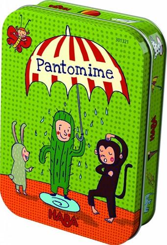 HABA Spel - Pantomine (Duitse verpakking met Nederlandse handleiding)