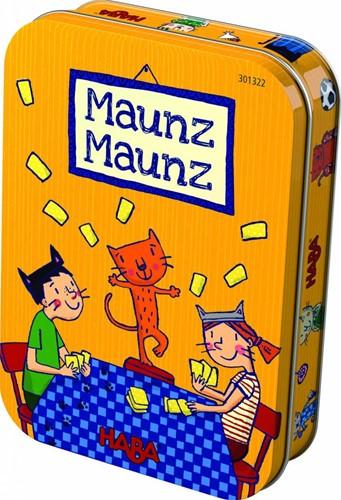 HABA Spel - Miauw Miauw (Duitse verpakking met Nederlandse handleiding)-1