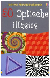 Usborne activiteitenkaarten 50 Optische illusies
