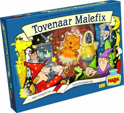 Haba  kinderspel Tovenaar Malefix 301374