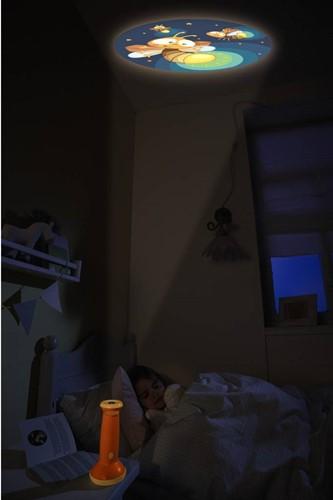 HABA Zaklamp projector - Glimwormpje-2