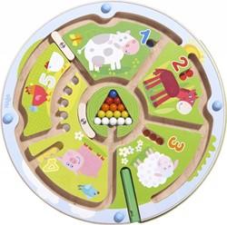 Haba  kinderspel Magneetspel Getallenlabyrint 301473