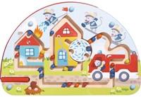 Haba  kinderspel Magneetspel Muizenbrandweer 301475-1