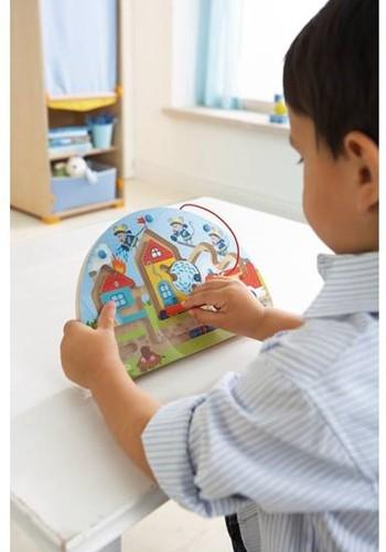 Haba  kinderspel Magneetspel Muizenbrandweer 301475-2