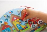 Haba  kinderspel Magneetspel Muizenbrandweer 301475-3