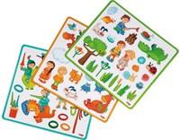 Haba  kinderspel Magneetspel Drakenridders 301488-1