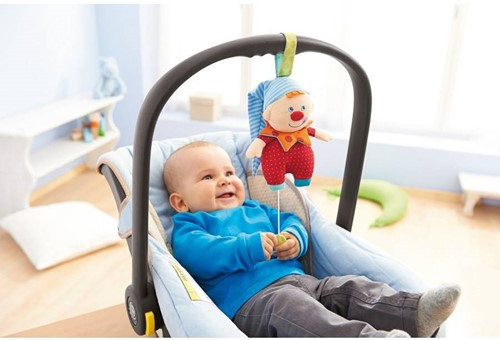 Haba  box en maxi cosi speelgoed Muziekdoos Karel Kaper 301515-2