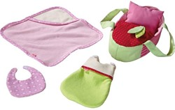 Haba  Lilli and friends poppenkleding Beginnersset Rubina's baby 301534