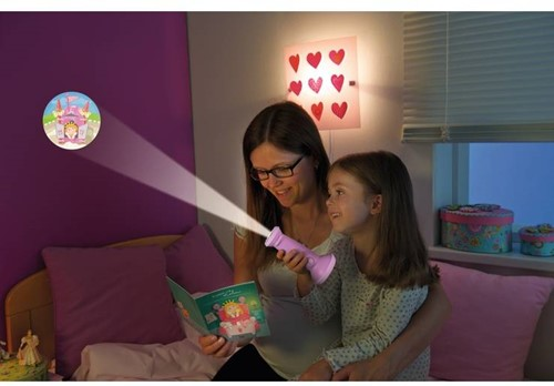 Haba  nachtlampje Zaklamp projector - Prinses Liloe 301635-3